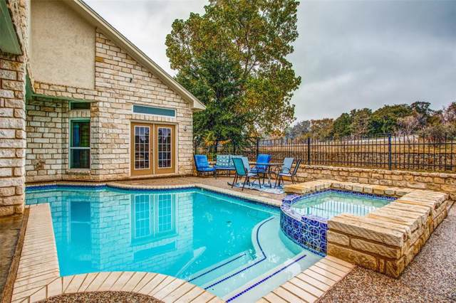 3972 Lake Oaks Circle, Fort Worth, TX 76108 (MLS #14266587) :: The Chad Smith Team