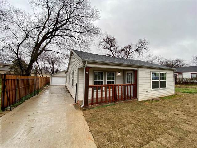 841 E Powell Ave, Fort Worth, TX 76104 (MLS #14266589) :: The Mitchell Group