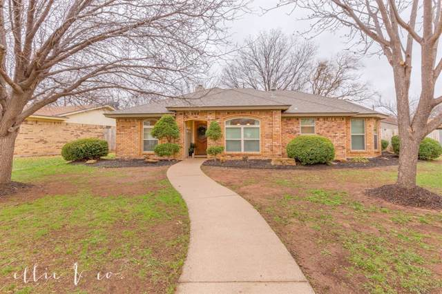 2957 Chimney Rock Road, Abilene, TX 79606 (MLS #14266590) :: The Chad Smith Team