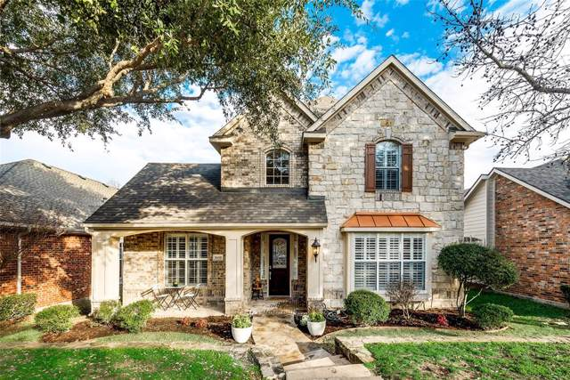 3608 Christopher Lane, Richardson, TX 75082 (MLS #14266593) :: The Good Home Team