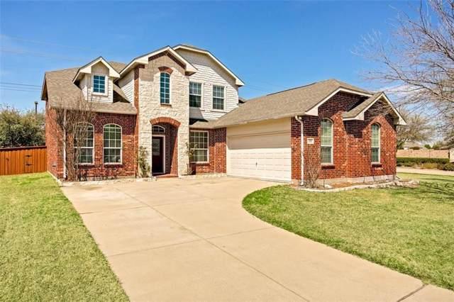 1541 Pecan Creek Lane, Allen, TX 75002 (MLS #14266603) :: Hargrove Realty Group