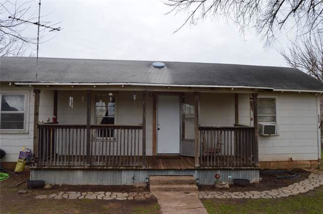 420 W Elm, Archer City, TX 76351 (MLS #14266619) :: Hargrove Realty Group