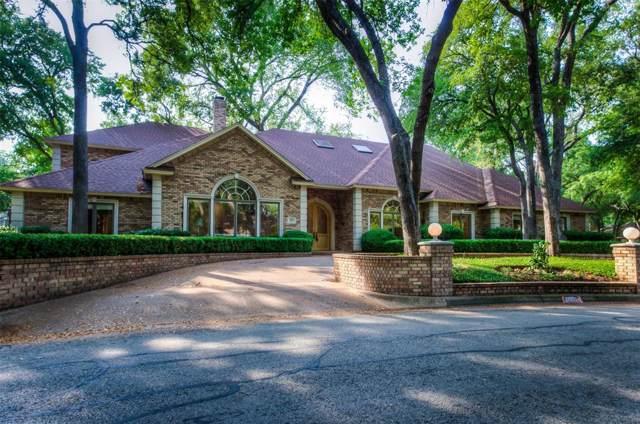 5008 Ranch View Road, Fort Worth, TX 76109 (MLS #14266630) :: Tenesha Lusk Realty Group