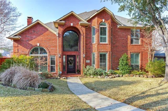 2510 Fallview Lane, Carrollton, TX 75007 (MLS #14266635) :: Vibrant Real Estate