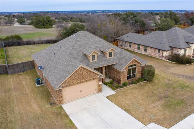 525 Ethan Drive, Weatherford, TX 76087 (MLS #14266636) :: NewHomePrograms.com LLC
