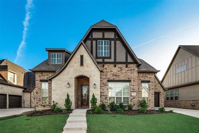 336 Ellison Trace, Argyle, TX 76226 (MLS #14266639) :: The Real Estate Station