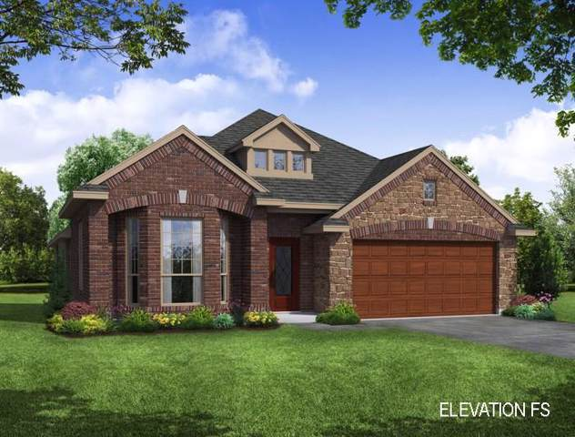 1648 Irene Drive, Crowley, TX 76036 (MLS #14266640) :: Potts Realty Group