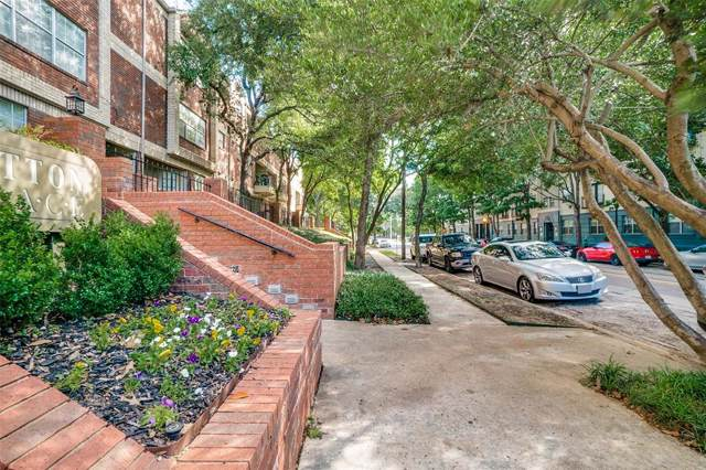 3100 Cole Avenue #210, Dallas, TX 75204 (MLS #14266641) :: The Heyl Group at Keller Williams