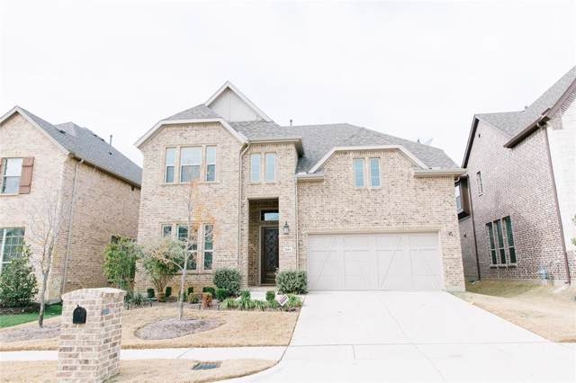 2601 San Jacinto Drive, Euless, TX 76039 (MLS #14266646) :: The Chad Smith Team
