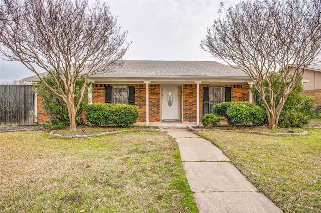 5641 Usher, The Colony, TX 75056 (MLS #14266647) :: Vibrant Real Estate