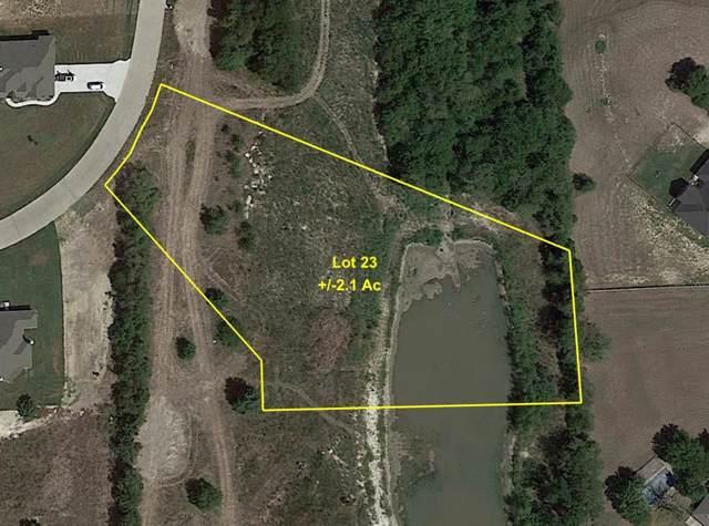 Lot 23 Lizzy Lane, Midlothian, TX 76065 (MLS #14266679) :: NewHomePrograms.com LLC