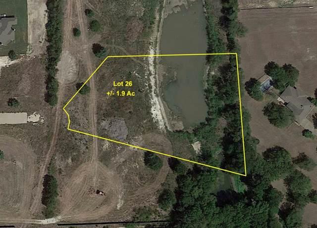 Lot 26 Sharp Court, Midlothian, TX 76065 (MLS #14266683) :: NewHomePrograms.com LLC