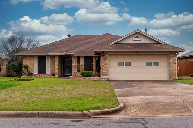 721 Parkview Drive, Burleson, TX 76028 (MLS #14266695) :: Frankie Arthur Real Estate