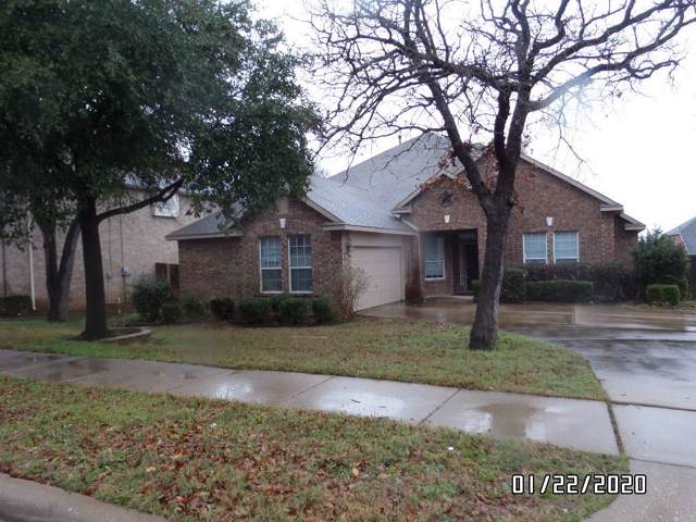 1412 Wilderness Trail, Crowley, TX 76036 (MLS #14266699) :: Century 21 Judge Fite Company