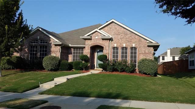 2105 Wallbrook Drive, Lewisville, TX 75067 (MLS #14266711) :: Hargrove Realty Group