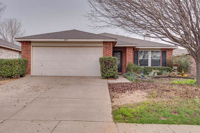 2129 Navada Way, Fort Worth, TX 76247 (MLS #14266724) :: The Chad Smith Team