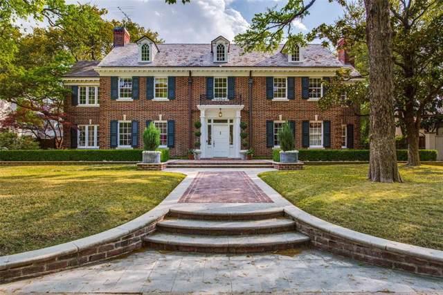 4209 Lorraine Avenue, Highland Park, TX 75205 (MLS #14266734) :: Robbins Real Estate Group