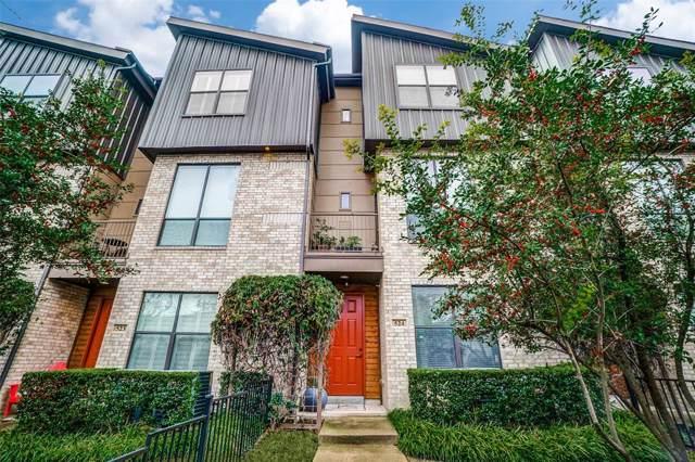 4211 Rawlins Street #524, Dallas, TX 75219 (MLS #14266755) :: RE/MAX Town & Country