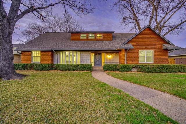 7137 Joyce Way, Dallas, TX 75225 (MLS #14266776) :: All Cities Realty