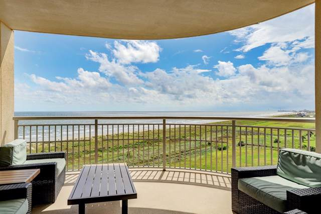 801 E Beach Drive Tw0608, Galveston, TX 77550 (MLS #14266795) :: The Tierny Jordan Network
