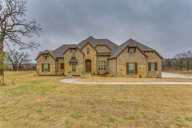 4112 Crosswind Street, Burleson, TX 76028 (MLS #14266796) :: The Chad Smith Team