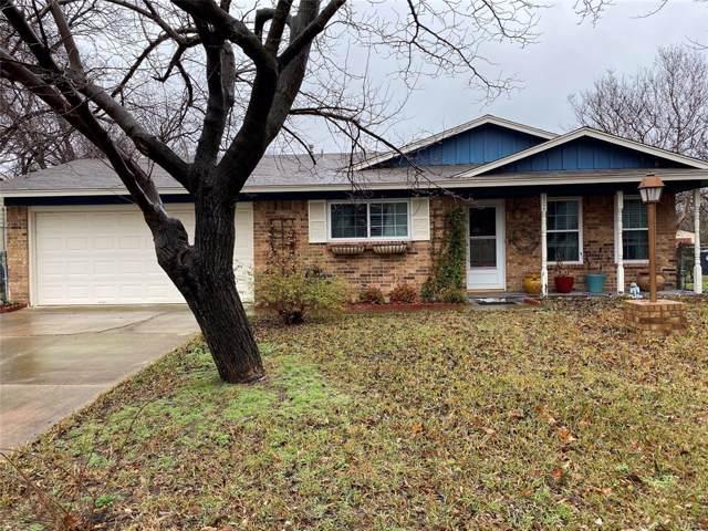 3526 Valley View Road, Denton, TX 76209 (MLS #14266825) :: The Mauelshagen Group