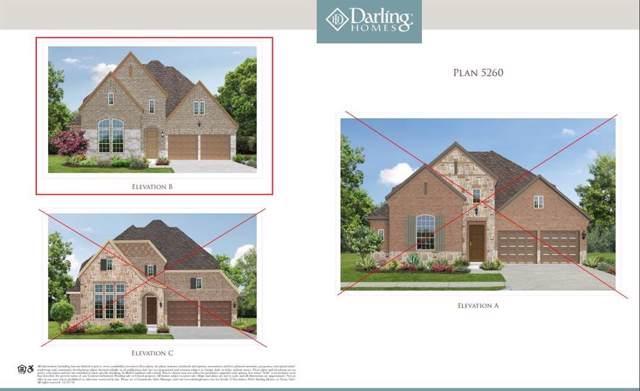 800 Dover Drive, Prosper, TX 75078 (MLS #14266837) :: Bray Real Estate Group