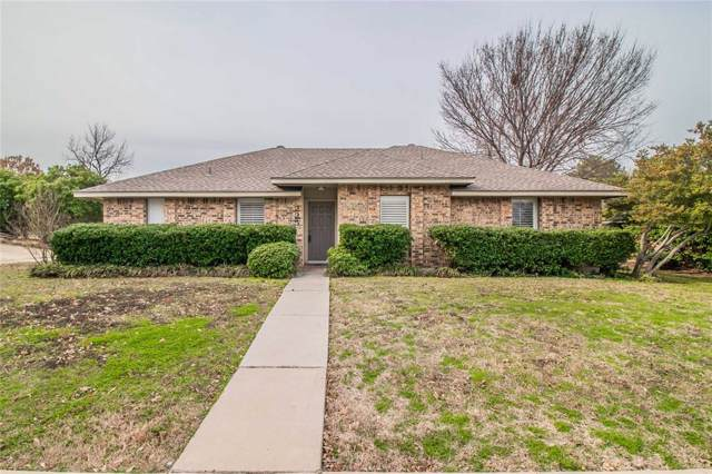 225 Pinyon Lane, Coppell, TX 75019 (MLS #14266857) :: Hargrove Realty Group