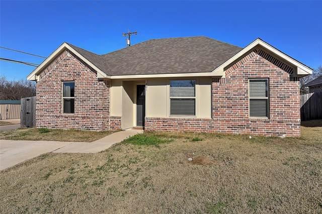 401 E Maple Row, Denison, TX 75021 (MLS #14266861) :: RE/MAX Pinnacle Group REALTORS