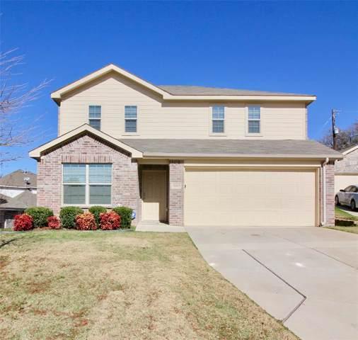 5103 Martinsburg Square, Arlington, TX 76017 (MLS #14266862) :: The Real Estate Station