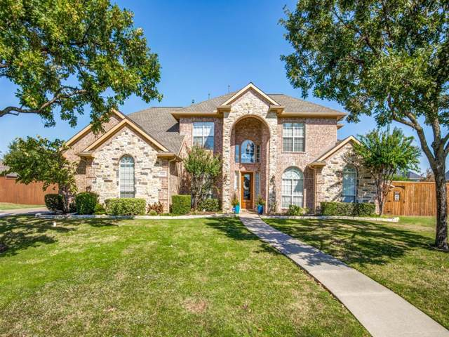 6100 Valleywood Drive, Flower Mound, TX 75028 (MLS #14266869) :: The Rhodes Team