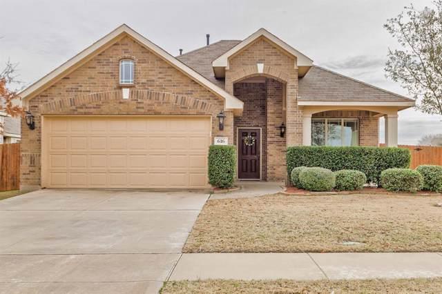 616 Brooks Street, Crowley, TX 76036 (MLS #14266874) :: Century 21 Judge Fite Company