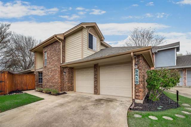 9410 Penny Lane, Irving, TX 75063 (MLS #14266875) :: All Cities Realty