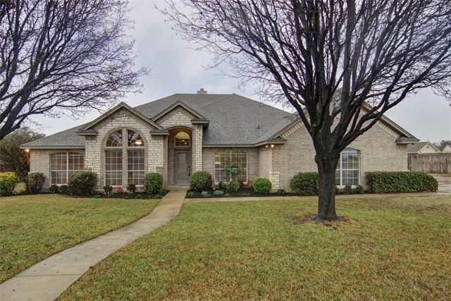 2213 Springwood Lane, Weatherford, TX 76087 (MLS #14266889) :: NewHomePrograms.com LLC
