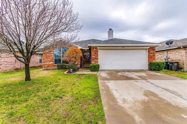 740 Buffalo Springs Drive, Fort Worth, TX 76140 (MLS #14266897) :: The Chad Smith Team