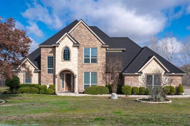 1729 Woodridge Court, Aledo, TX 76008 (MLS #14266900) :: The Good Home Team