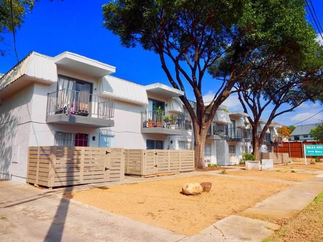3719 Miles Street #211, Dallas, TX 75209 (MLS #14266918) :: Caine Premier Properties
