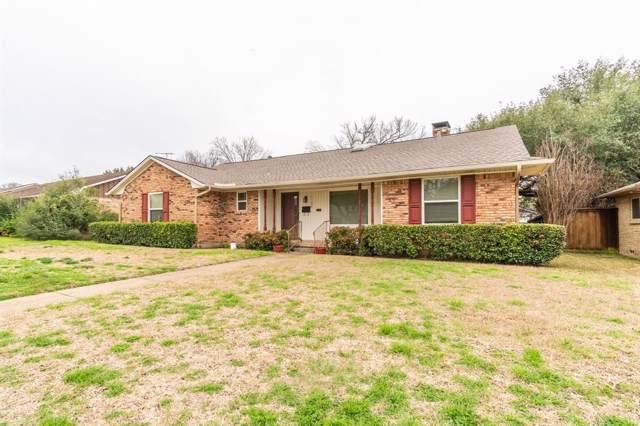 11004 Fernald Avenue, Dallas, TX 75218 (MLS #14266920) :: The Kimberly Davis Group