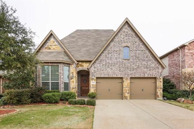 1609 Flamingo Drive, Little Elm, TX 75068 (MLS #14266923) :: EXIT Realty Elite