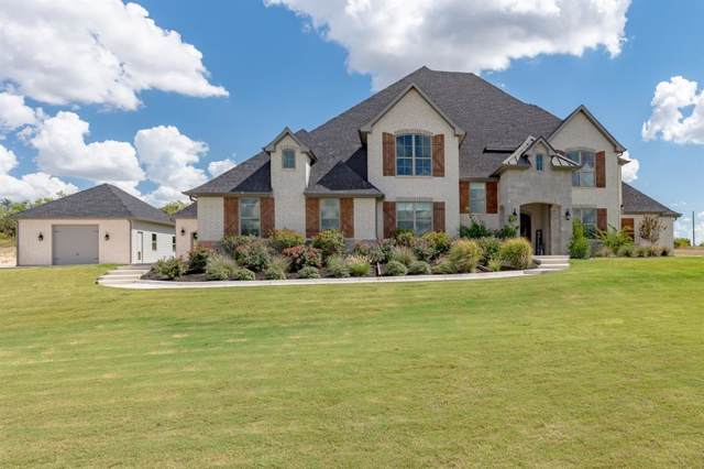 5731 Old Brock Road, Weatherford, TX 76087 (MLS #14266925) :: The Chad Smith Team