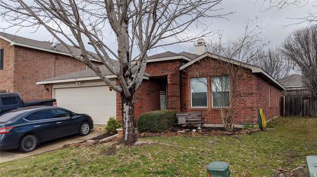 1901 Lariat Drive, Fort Worth, TX 76247 (MLS #14266927) :: The Good Home Team