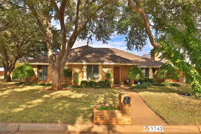 3742 Musgrave Trail, Abilene, TX 79606 (MLS #14266935) :: The Chad Smith Team