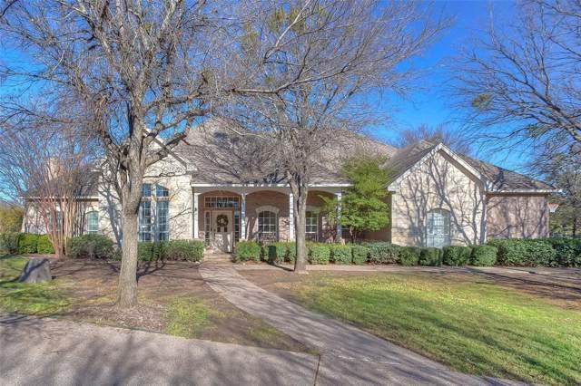 101 Oakvista Drive, Aledo, TX 76008 (MLS #14266941) :: The Good Home Team