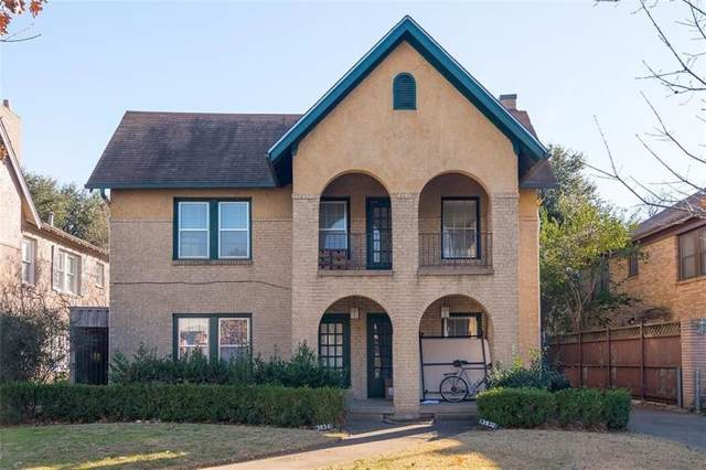 3932 Hawthorne Avenue, Dallas, TX 75219 (MLS #14266951) :: Bray Real Estate Group
