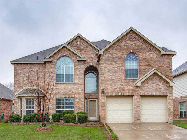 5029 Cedar Brush Drive, Fort Worth, TX 76123 (MLS #14266953) :: The Chad Smith Team