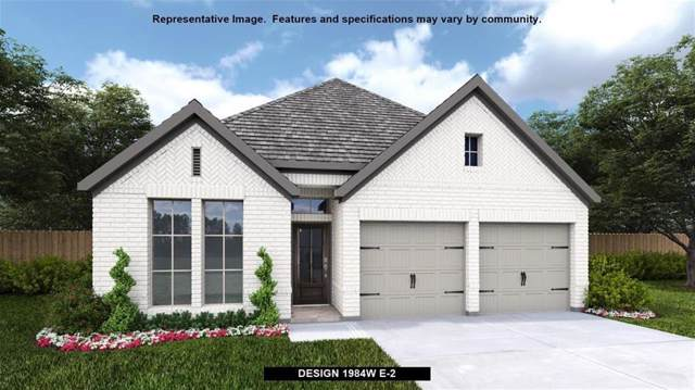 2143 Winsbury Way, Forney, TX 75126 (MLS #14266974) :: The Chad Smith Team