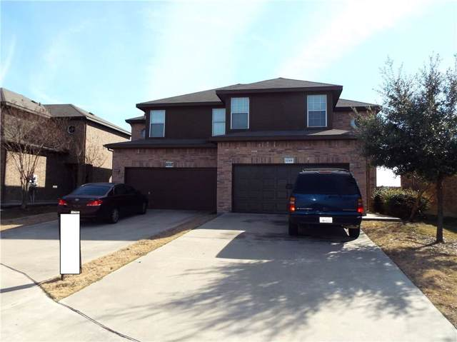 1252 Redman Avenue, Mesquite, TX 75149 (MLS #14266975) :: The Chad Smith Team