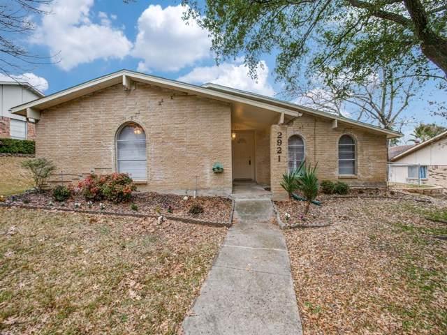 2921 Branch Oaks Drive, Garland, TX 75043 (MLS #14266981) :: NewHomePrograms.com LLC