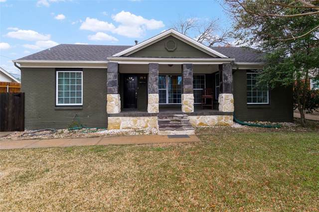 3529 Hilltop Road, Fort Worth, TX 76109 (MLS #14267006) :: All Cities Realty