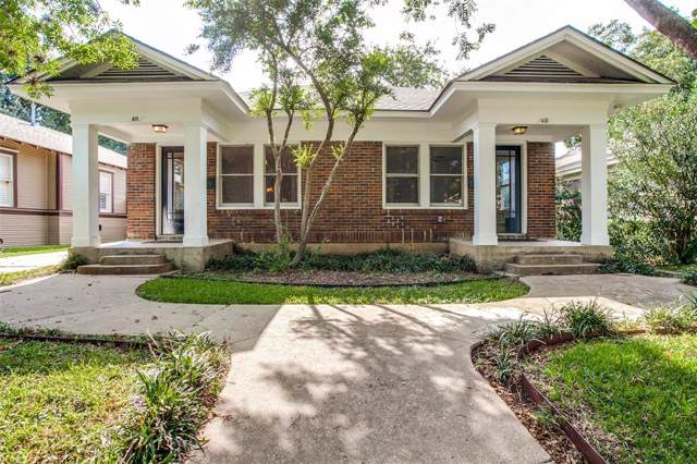 415 N Winnetka Avenue, Dallas, TX 75208 (MLS #14267009) :: The Star Team | JP & Associates Realtors